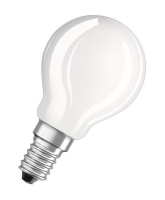 Lampadina Led Filamento 4W E14 come 40W 470 lm Osram Ledvance