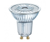 Faretto Led Osram  GU10 4,3W 230V luce calda 2700K Parathom 36°