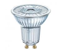 Faretto Led Osram  GU10 4,6W 230V luce calda 3000K DIMMERABILE  36°
